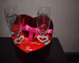 box special sanit Valentine
