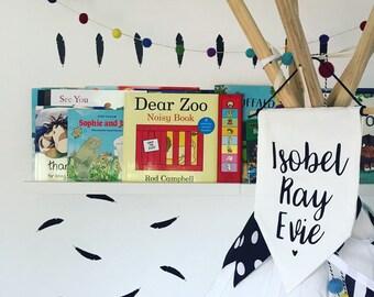 Feather ~Feathers ~ Feather Wall Decal ~Feather Wall Stickers ~Wall Decals ~Wall Stickers ~ Nursery Wall Stickers ~Boho Decor ~Nursery Decor
