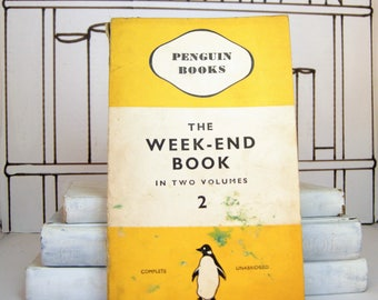 The Week-End Book Volume 2 (Vintage, Penguin)