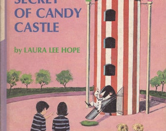 The Bobbsey Twins and the Secret of Candy Castle