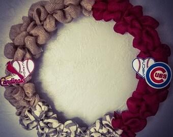 Rivalry wreath