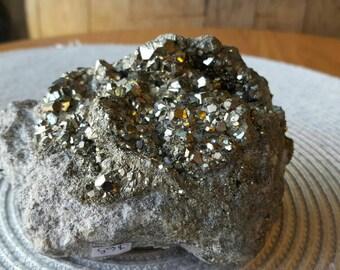 Pyrite crystal cod 04