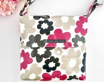 retro bag, festival bag, floral purse, flower bag, boho bag, floral crossbody bags, fabric bags, Mother's Day gift, floral bag