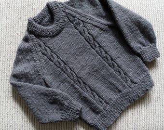 Asturdy jumper for two years old