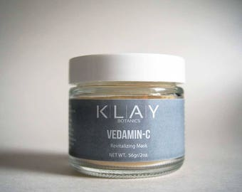 Vedamin-C clay mask