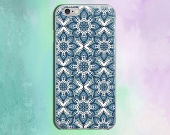 Blue and white case iPhone 5 Case iPhone 5S Case Floral Phone 7+ case Iphone 6 plus case Phone Case iPhone case 5s case iPhone Case 5 Phone