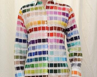 color chart shirt