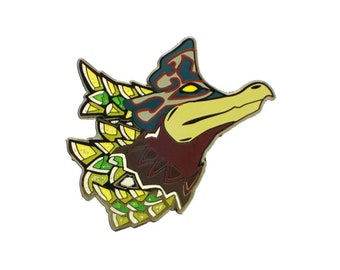 Helmaroc King - Legend of Zelda Windwaker Pinbadge