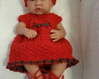 Red Christmas Dress
