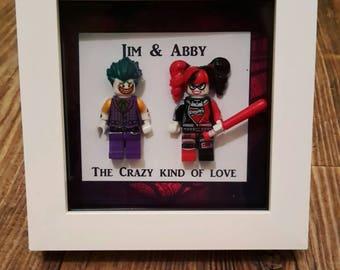 Joker & Harley Quinn Gift
