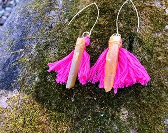 Samone Tassle Earrings