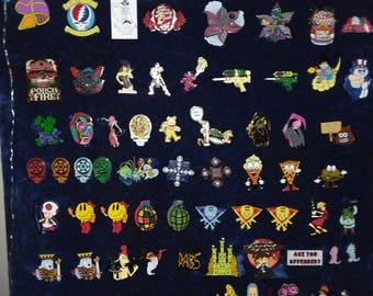 50 Hatpins