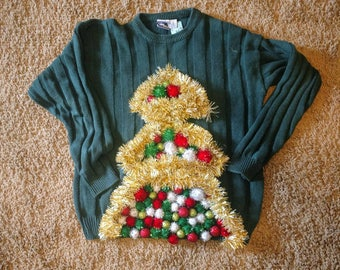 Ugly Christmas Sweater, ugly xmas sweater