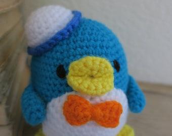 Crochet Gentleman Penguin
