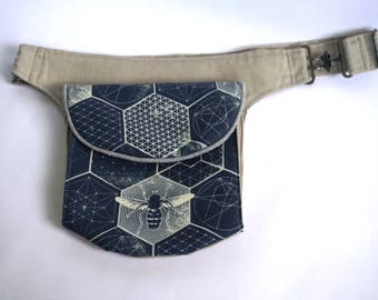 Bee Hive Fanny Pack