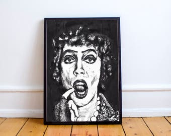 Rocky Horror Picture Show // Rocky Horror // Frank N Furter // Tim Curry as Dr. Frank N. Furter