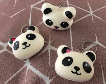 Panda Face Soft Squishy Squishy's Squishies Slow Rising DIY Squeeze Doll