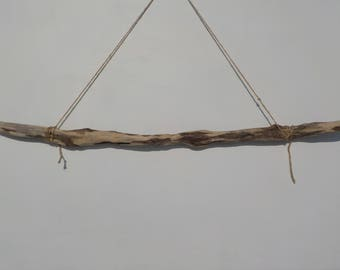 HQ 41.3''/105 cm Beautiful Shaped Driftwood Wall Decor / Long Driftwood Beach Decor/ Driftwood for Crafts/ Driftwood Art Piece #1W