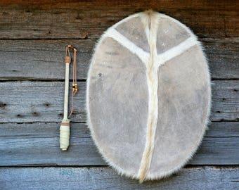 """Shamanic drum """"Huuchin Hun"""""""