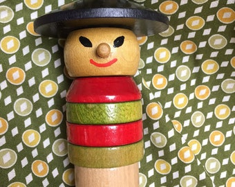 Funky Wooden Stacking Toy