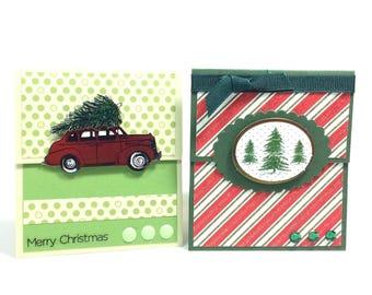 Christmas Gift Card, Christmas Gift Card Holder, Christmas Gift Card Holder Set, Gift Card Holder, Gift Card Holder Set, Holiday Card Holder