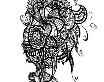 Spirit: Doodle Art