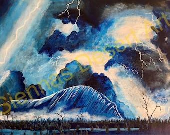 Storm @ the rock (SDA1670)