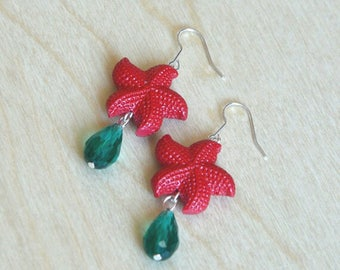 Starfish and Crystal drops