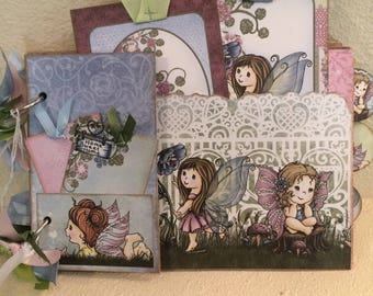 Sweet Fairy Paper Bag Album