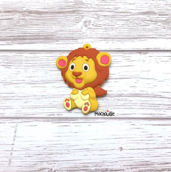 Lion à mâchouiller