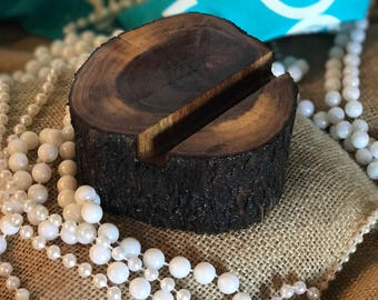 Custom Device Holders//Mesquite Wood//Gifts//iPhone//Galaxy//Wedding Gift//Borthday Gift//Office//Kitchen//Desk//Epoxy//Vinyl