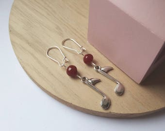 Music Notes earrings