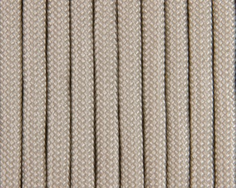 Light gray Paracord with 30 meters (100 ft/feet) - 12012