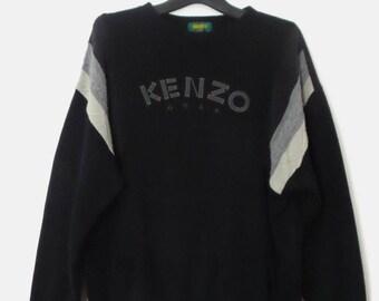 Kenzo Golf VINTAGE Kenzo Golf Sweatshirt Men's Size M/L