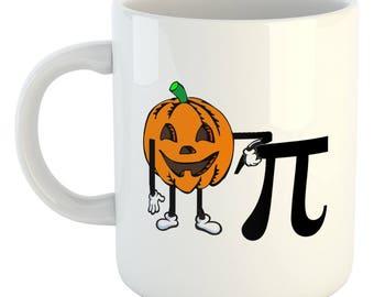 Pumpkin Pie Mug - Funny Mug for Thanksgiving - Funny Holiday Mug - Funny Halloween Mug