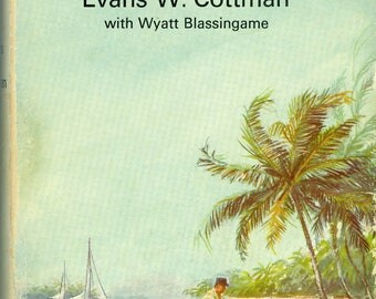 Out-island Doctor  by Evans W Cottman, Caribbean physician