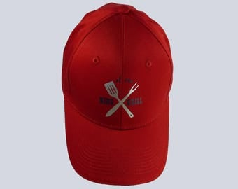 Hat, King of the Grill, Cap