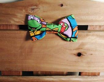 Ninja Turtle Bow Tie