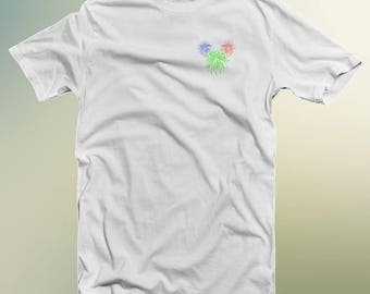 Disneyland Mickey Inspired Fireworks T-Shirt