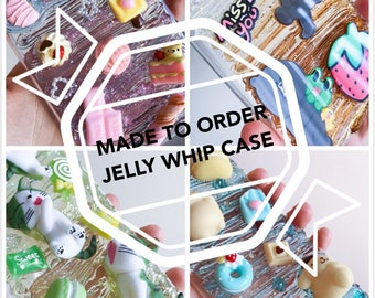MADE TO ORDER jelly cream case