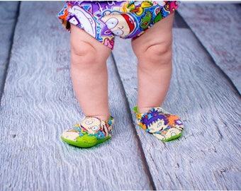 Rugrats baby booties