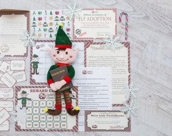 Christmas Elf Box Set - Boy