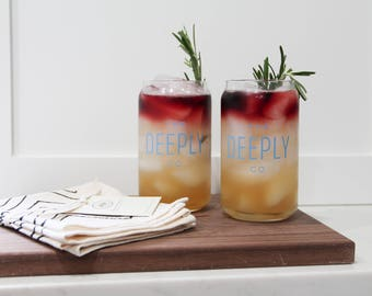 The Deeply Co Glass