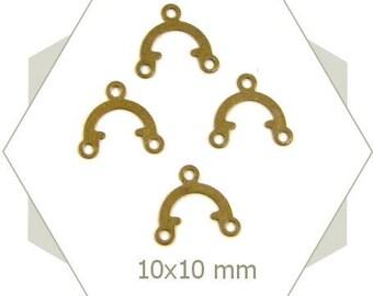 bronze 10 mm AB72 38 connectors
