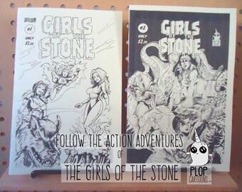 Zine: Girls of the Stone