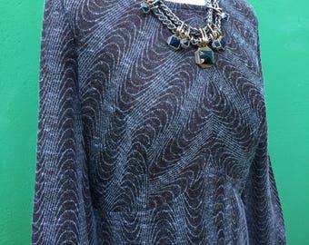 Made in Italy   Vintage Dress   60s Vintage   Wool Dress   Sartorial dress   60s Dress   MIDI Dress   Handmade dress