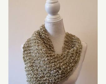 SALE Handmade Knitted Cowl