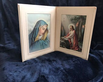 Jesus & Mary prints