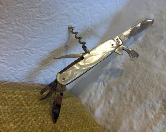 Vintage pocket knife - accessoires decoration
