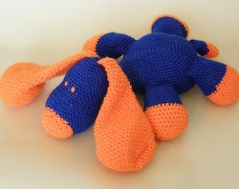 Crochet Puppy Pillow